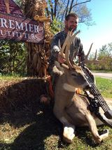 Ohio Premier Trophy Outfitters, Ohio Deer Hunting Guides