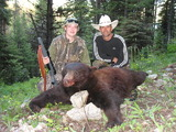 Silver Spur Outfitters & Lodge, Hunting Bear in Idaho