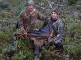 2 G Outfitters, Curtis Moose Hunt