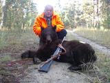Wemple Outfitting, Bear Hunting Montana