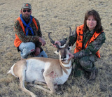 Wemple Outfitting, Antelope Hunting Montana