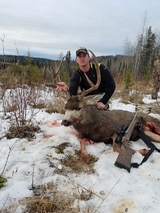 Udells Guiding and Outfitting, Deer Hunts at Udell