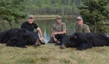 Clearwater River Outfitting, Bear Hunting