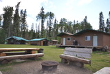 Clearwater River Outfitting, Lodging