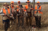 Prairie Highlands Lodge, Upland Game Hunts