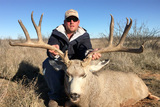 TNT Hunting, Texas Mule Deer Hunts