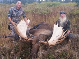 Alaska Big Game Hunting, Alaska Moose Hunts