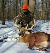 Backwoods Whitetail Hunts, Deer Hunts