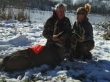 Satisfied Deer Hunters