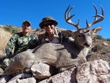 Coues Deer Hunting