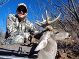 Phillip Fleming shot this nice Coues whitetail buck with a .300 WSM
