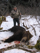 Kodiak Bear Hunts