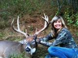 Lisa Dean Kentucky Deer Hunting