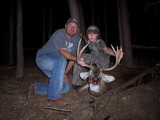 Deer Hunting Kentucky Cartes Buck