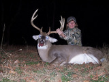 Eastern Kentucky Trophy Deer Hunting.