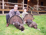 Spring Turkey Hunting Eastern Kentucky.