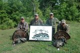 Turkey Hunting Kentucky Deer Creek Lodge