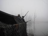 Duck Hunting Kentucky Duck Blinds.