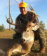 Kentucky whitetail hunt