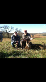 Trophy Deer Hunting Kentucky.