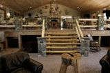 Hunting Lodge in Maine