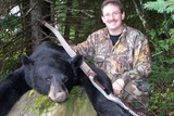 Black Bear Hunting Maine, Bow Hunting Bear in Maine.