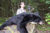 Bow Hunting Bear Maine, Black Bear Hunting Outfitter.