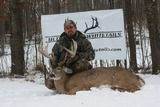 Trophy Whitetail Deer Hunting Michigan