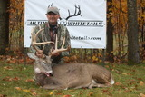Trophy Deer Hunting Michigan