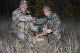 Big Bucks Michigan Whitetail Deer Hunting