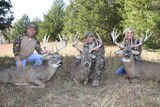 Missouri whitetail hunts Oak Creek Whitetail Ranch