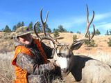 Richard - Mule deer