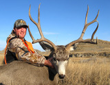 Chris S - Mule deer