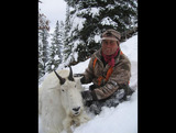 Mountain Goat Hunting Montana