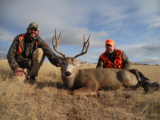 Trophy Deer Hunting In Montana.