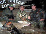 Alabama Deer Hunting Tommy Turpin