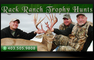 Rack Ranch Trophy Hunts