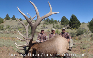 Arizona High Country Outfitter & Guide Service