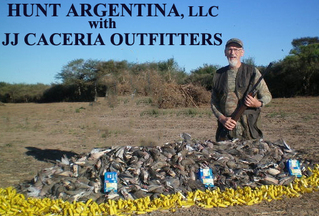 Hunt Argentina, LLC with JJ Caceria Outfitters