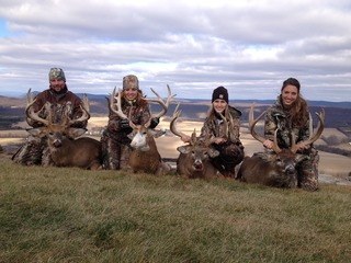Mountain Top Whitetail Haven Hunts